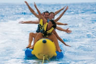 water toys yacht charter