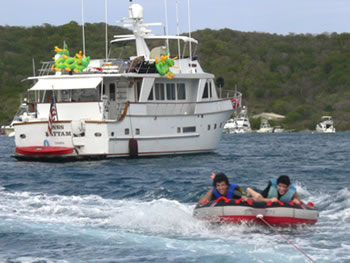 Imagine Your Yacht Charter to the Virgin Islands