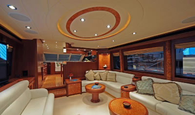 Yacht Viaggio BVI